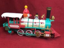 New Bright Holiday Express 181 Logger Bear Sounds and Lights Front Engine