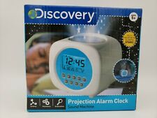 Discovery Kids Color Changing Digital Star Projection LCD Alarm Clock ☆ New ☆