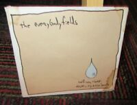 THE EVERYBODY FIELDS - HALF-WAY THERE: ELECTRICITY & THE SOUTH MUSIC CD, 11 TRKS