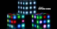 Rubik's Futuro Cube 2.0 a customizable, 3x3x3 electronic cube with many games