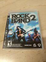 Rock Band 2 PlayStation 3 PS3