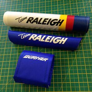 Team Raleigh Burner Padset - Old School BMX