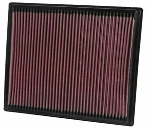 K&N Drop In Replacement Panel Air Filter Fits 2005-2018 Nissan Frontier 4.0L V6