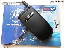 Motorola V3688 MG2 TELEFONO  NUOVO ORIGINALE pure V51, V50  BMW Startac Star Tac