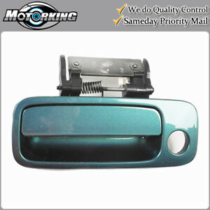 Exterior Door Handle Front Driver Side for 00-04 Toyota Avalon 6S7 Dark Green
