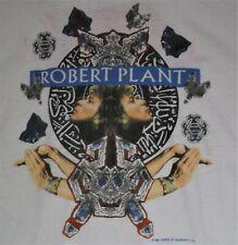 Original Robert Plant 1988 Non Stop Go Tour Concert T Shirt Size XL Zeppelin