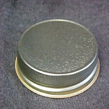 GOLD LIDS FOR STANDARD CANDLE MASON STYLE JAR G70 CT PACK OF 12 PCS