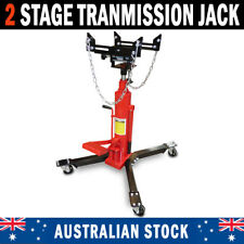 Transmission Jack Stand 2 Stage Hydraulic High Lift Gearbox Lifter Hoist 0.5