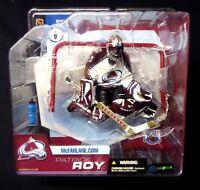 Patrick Roy NHL Hockey Series 6 McFarlane Sports Colorado Avalanche #33