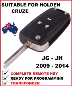 3B Fits Holden Cruze Car Key remote TRANSPONDER 2009 2010 2011 2012 2013 2014