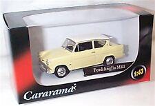 Ford Anglia 105E Sunburst Yellow 1-43 scale new in box
