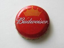 BEER Bottle Cap Crown ~*~ BUDWEISER King of Beers ~^~ Add'l Caps Only $0.25 S&H