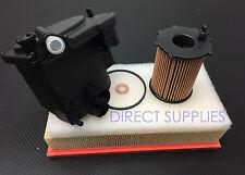 CITROËN DISPATCH 1.6 HDi 90BHP 16V SERVICE KIT OIL-AIR-FUEL -SUMP WASHER