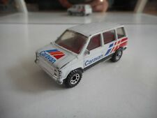 Matchbox Dodge Caravan in White