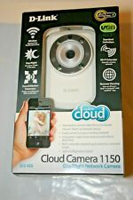 New Sealed . D-Link Cloud Camera 1150 Day/Night Network Camera