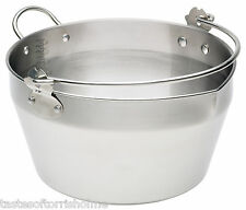 Kitchen Craft Induction Stainless Steel Maslin Jam, Marmalade & Chutney Pan