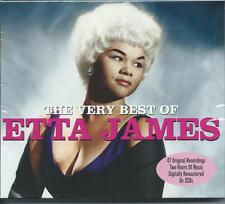 Etta James - The Very Best Of [Greatest Hits] 2CD NEW/SEALED