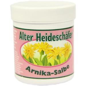 ARNIKA SALBE Alter Heideschäfer 100 ml PZN 3168065