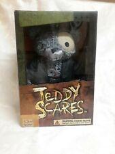 "Rare Sealed Original Teddy Scares Series1 Hester Golem 12"" Plush Bear Goth"