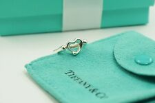 AUTHENTIC Tiffany & Co. Open Heart Ring Size 4.5 (#F70)