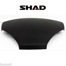 Hood carbon for topcase SHAD SH48 moto maxi scooter SH 48 lid NEW