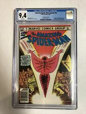 Spider-Man Annual (1982) # 16 (CGC 9.4 WP) Canadian Variant (CPV)   1st Monica