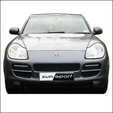 Zunsport Negro Rejilla Delantera Set para Porsche Cayenne 2003-2008 ZPR45003B