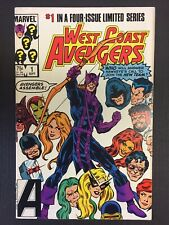 West Coast Avengers #1 Four Issue Limited Series Marvel Comics Combine Shipping
