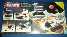 Vintage TENTE  HASBRO 480  SPACE ADVENTURE Moon Base Nasa