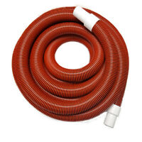 PRIMAL by Puri Tech 1.5 Inch x 50' Feet Long Commercial Service Vacuum Hose 1pk