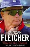 Very Good, Behind the Shades: The Autobiography, Duncan Fletcher, Book
