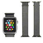Soft Breathable Woven Nylon Sport Loop Band for Apple Watch Series 3/2/1 [42MM]