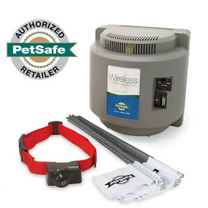 PetSafe Official PIF-300 Wireless Dog Fence Outdoor Containment System