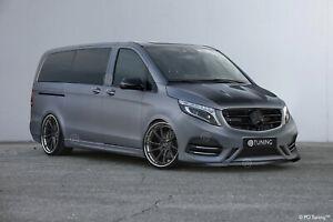 Passend für Mercedes V-KLASSE VITO W447 Frontstoßstange Tuning Spoiler