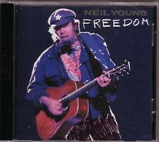 CD (NEU!) . NEIL YOUNG - Freedom (Keep on Rocking in the free world mkmbh
