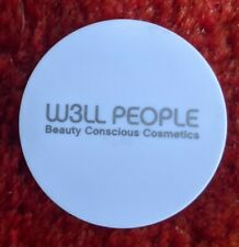 W3LL Well People Bio Brightener Cream Universal Glow Mini Sample Natural