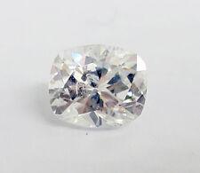 0.62 carat CUSHION cut DIAMOND F color SI3/I1 clarity,  loose very brilliant #