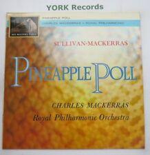 CSD 1399-Sullivan-Mackerras-Sondeo de piña real Phil Orch-ex Disco Lp
