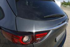 Chromleiste Heckleiste Zierleiste Chrom Tuning für Mazda CX-5 Tuning NEU
