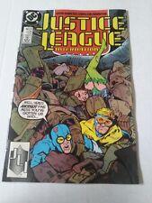 Justice League International #21 December 1988 Giffen DeMatteis Templeton