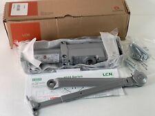 New Lcn 4011 Heavy Duty Door Closer Rh Aluminum Finish 4011 H Rh Al