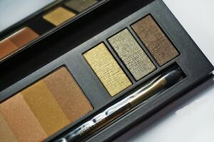 Estee Lauder Bronze Goddess Shimmering Nudes Eyeshadow Palette 0.45 oz New N Box