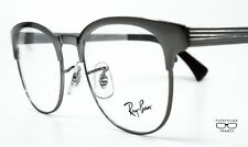 Ray Ban RB6317 2553 Silver New Authentic 51
