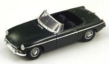 OFFER Spark Model 1:43 S4137 MG B Roadster 1962 Dark Green NEW