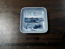 Vintage Royal Copenhagen Miniature Hanging Plate Firehojene Free Ship