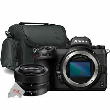 Nikon Z 6 MKII Mirrorless Digital Camera with Nikon NIKKOR Z 24-50mm f4-6.3 Lens