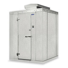 "Norlake Nor-Lake Walk In Freezer 6'x 8'x 6'7"" KODF68-C Outdoor -10°F w/ Floor"