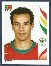 PANINI FIFA WORLD CUP-GERMANY 2006- #295-PORTUGAL-PETIT