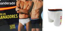Boxer Abanderado edición limitada MUNDIAL algodón 95% elastano 5% goma exterior