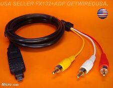 us seller Micro HDMI 3-RCA VIDEO ADAPTER TV MONITOR CONVERTER COMPOENT COMPOSITE